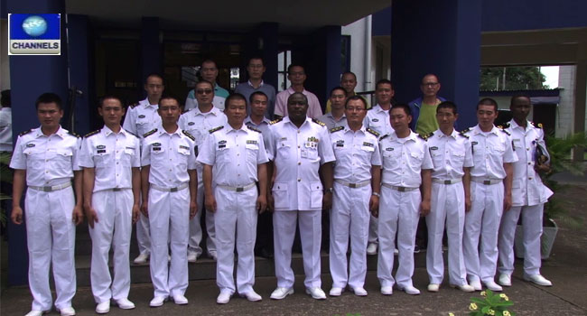 Nigeria-China Navy Deepen Relationship In Training