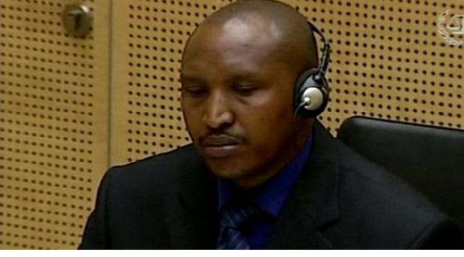Former Rebel Leader, Bosco Ntaganda Appears Before ICC