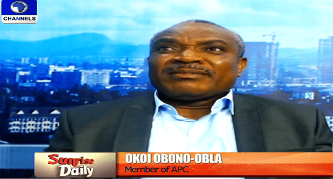 Forces Of Corruption Produced The So Called 100 Days Promise – Obono-Obla