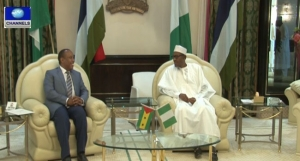 Patrice-Emery-Trovoada-and-Muhammadu-Buhari