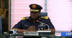 Sadique Abubakar, Air Chief, Bombings, Terrorists, Boko Haram