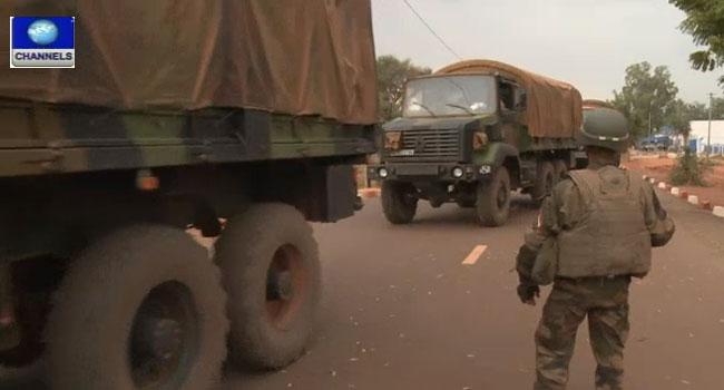 Troops Avert Suicide Bombing In Ummarari