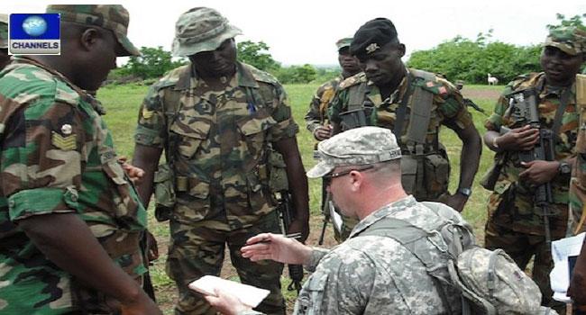 Nigeria's Presidency To Restore U.S. Military Programme