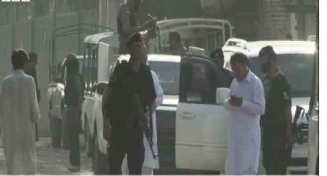 Gunmen Attack Badaber Air Force Base In Pakistan