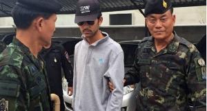 bangkok bomb blast second suspect