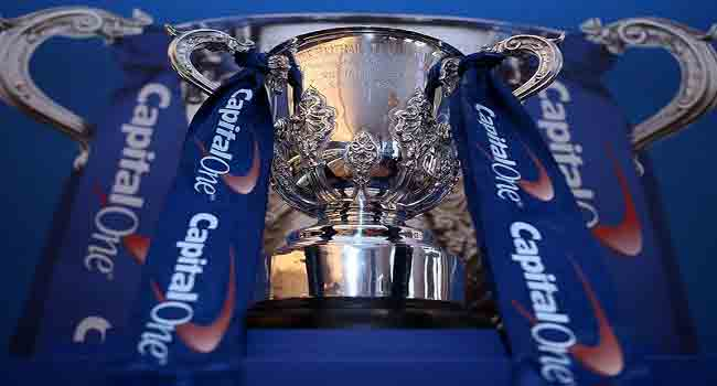 Capital One Cup: Man Utd, Man City Get Home Draws In Round 4