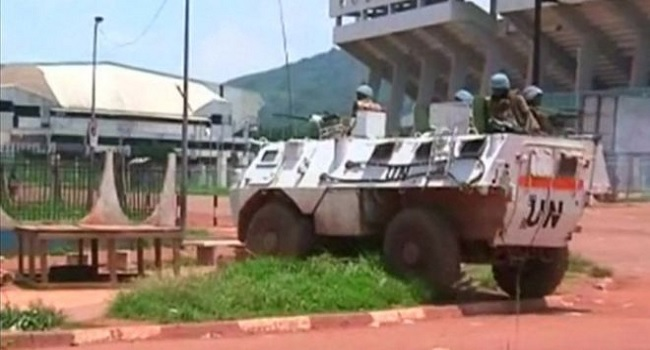 Central African Republic Capital Under Lockdown After Clashes