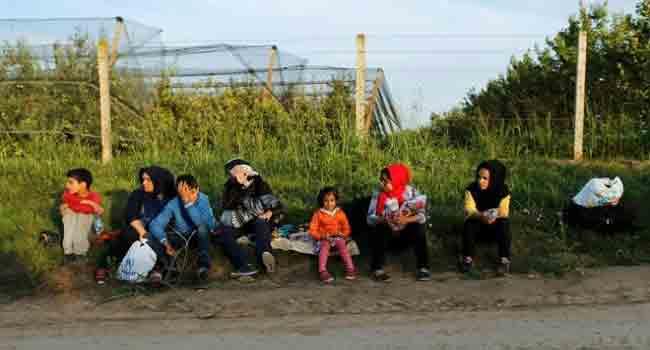 Migrant Crisis: Dozens Find New Route To Croatia