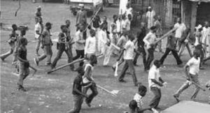 cult clashes