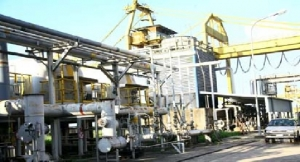 workers of delta steel company staged protest