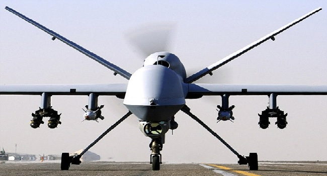 UK Set To Launch More Drone Strike In Syria