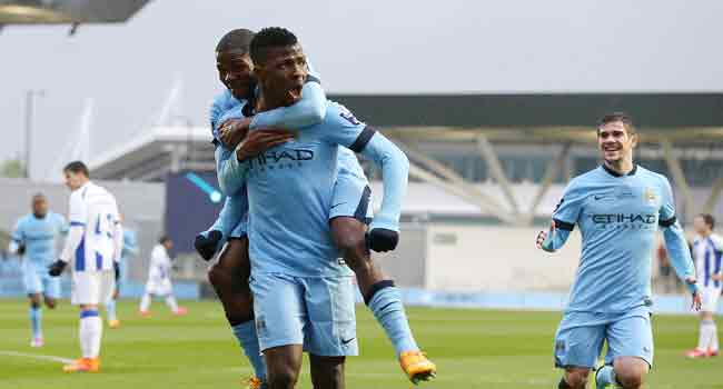 Iheanacho Delighted After Scoring Hat-Trick