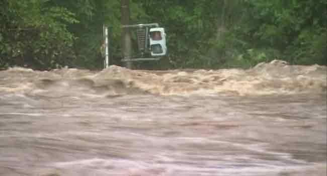 Six People Missing Following Australia Flood