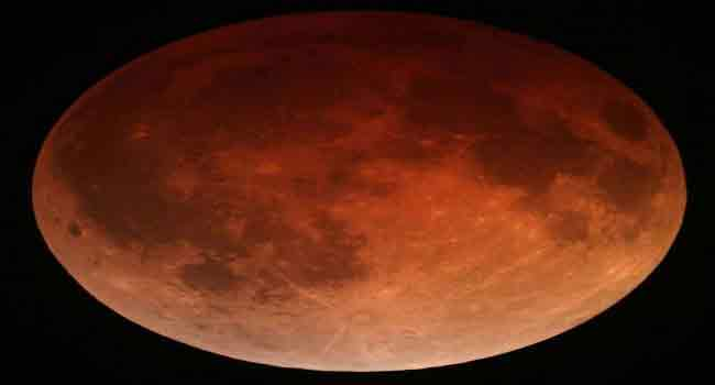Nigeria To Experience Lunar Eclipse