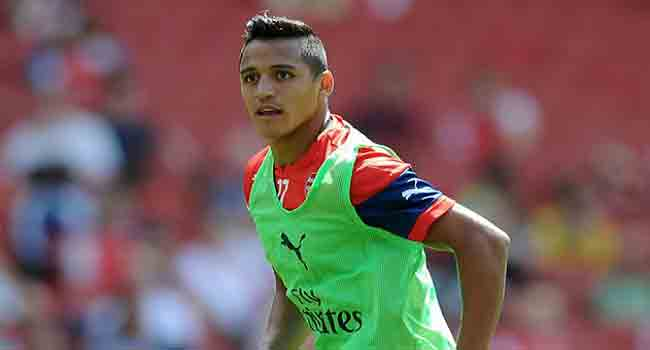 Arsenal's Sanchez Picks Up Muscle Injury On Chile Duty