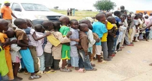 Child Trafficking: Security Rescue 145 Minors In Jos
