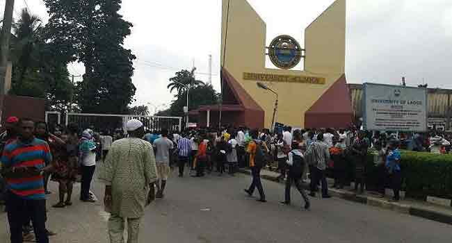 UNILAG Expels 125 Students, Rusticates 198 Others