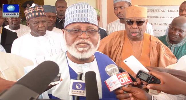 Support Buhari's Efforts To End Insurgency, Abubakar Urges Nigerians