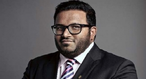 Maldives vice president, Ahmed Adeeb