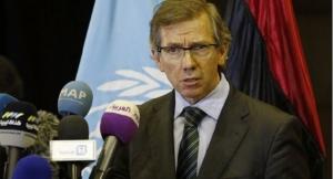 Bernardino Leon on libya crisis