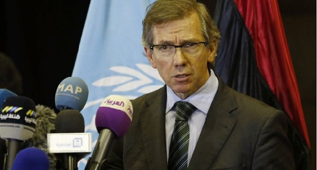 Libya Crisis: UN Proposes National Unity Government