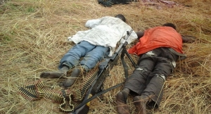 Boko Haram terrorists killed by military