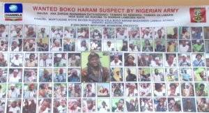 wanted Boko Haram terrorists