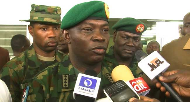 Nigeria's Defence Chief Visits Niger, Cameroun To Deepen Military Ties