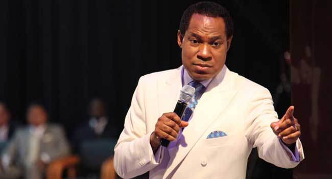 Pastor Oyakhilome Donates 1Billion Naira To Idahosa University