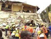 Building collapse, Abuja, Gwarimpa,