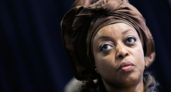 Court Orders Forfeiture Of Diezani's Allegedly Stolen $153m