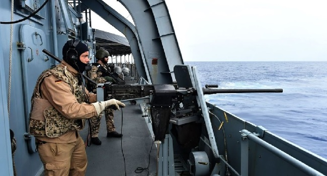 Migrants Crisis: EU To Begin Seizing Smugglers' Boats