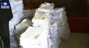 Wike Says Illegal Printing of INEC Materials Must Be Investigated, Election Materials