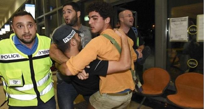 Israeli Soldier Stabbed In Beersheba Bus Station Attack