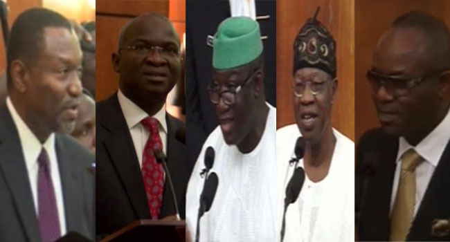Senate Confirms 18 Ministerial Nominees
