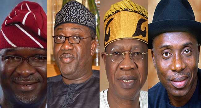Amaechi, Fashola, Make Ministerial Nominees' List