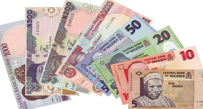 Naira, dollar, Market FX market