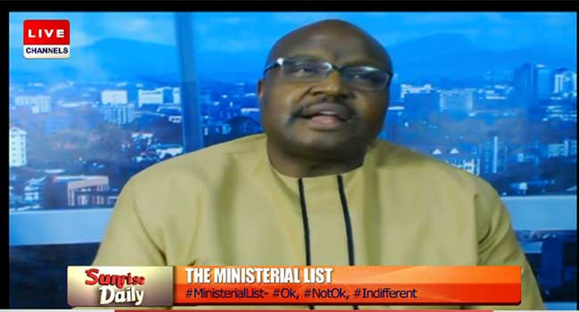 Ministerial Nominees' List Is Not 'Change' Nigerians Voted For – Odenigbo
