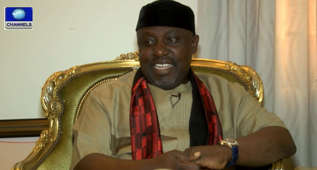 Okorocha Advocates Human Capital Growth To Tackle Insecurity, Corruption