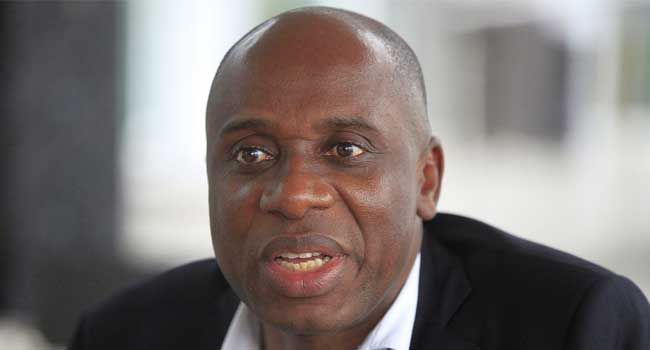 I Have Never Taken Bribe In My Life – Amaechi