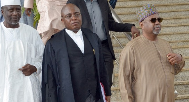Court Orders DSS To Allow Dasuki Travel, Summons AGF