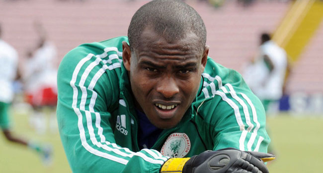Coach Oliseh Sends Enyeama Out of Super Eagles Camp