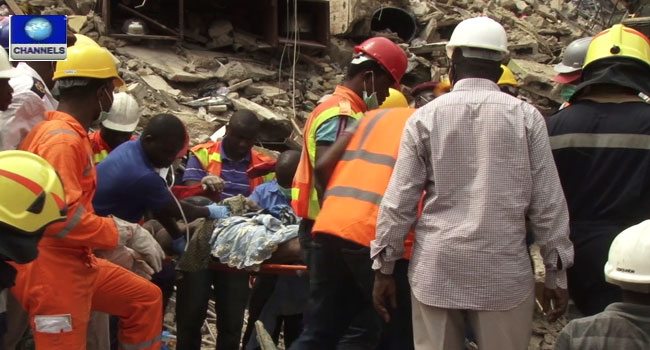 Woman-rescued-from-collapsed-building
