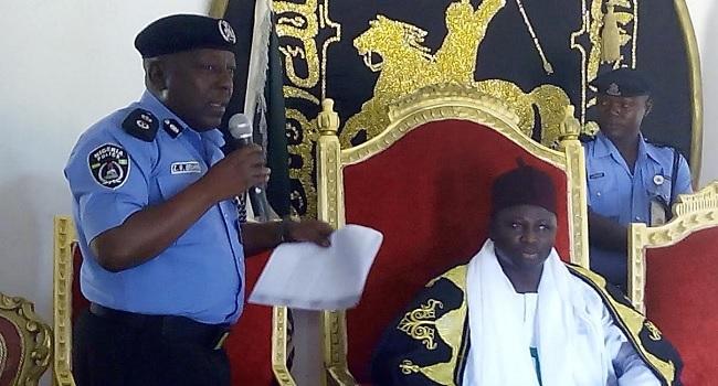 Yobe Police Task Residents On Neighbourhood Watch