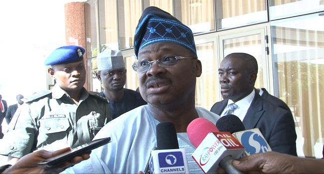 Abiola Ajimobi, Oyo State, Paris Club
