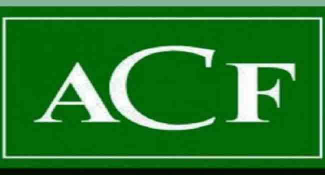 ACF Urges State Governments To Grant Autonomy To LGAs