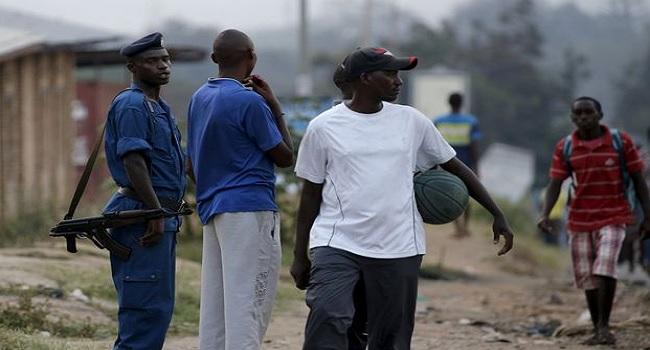 US To Place Sanctions On Burundi Officials Over Violence
