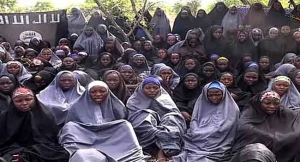 Chibok Girls suicide bomber