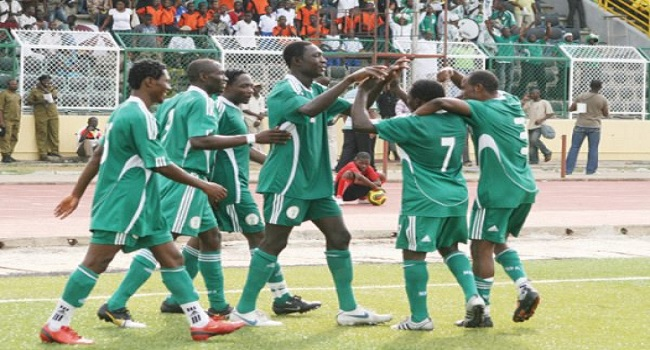 Home-based Eagles Beat U-23 Team 2-0 In Test Match