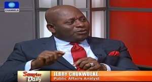 jerry chukwueke